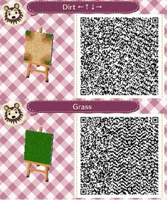 Source Animal Crossing Grass Qr Codes All About Costumes Source · Acnl Qr Grass Paths Images on On The Beauty Of Gr animal crossing grass path tile QR code QR animal crossing new leaf new leaf acnl ac:nl acnl path Picture of Finished Qr Code Animal Crossing, Animal Crossing Guide, Animal Crossing Qr Codes Clothes, Acnl Pfade, Acnl Paths, City Flowers, Motif Acnl, Ac New Leaf, Happy Home Designer