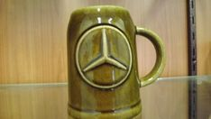 Elischer Pottery Beer Stein Tankard