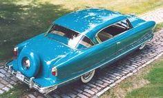 1954 Nash  Ambassador Custom Country Club Airflyte