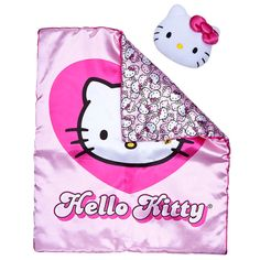 Pink Hello Kitty® Bedding 2 pc. - Build-A-Bear Workshop US