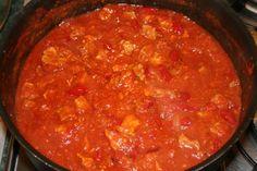 Bravčové mäso s paradajkovým pyré (fotorecept) - obrázok 2