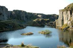 Foggintor quarry dartmoor