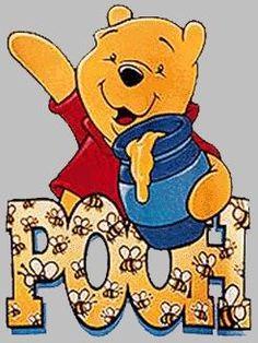 Pooh Bear = ♥♥♥♥