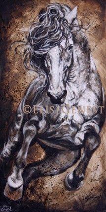 portrait de Uno by Elise Genest