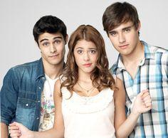 Violetta 's boys (Leon &Tomas)