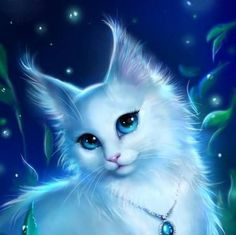 Page 3 Read Animais Kawaii 😍 from the story Super lindas capas E Imagens by Sol_Maravifofi (☆Sol☆) with reads. Anime Animals, Cute Animal Drawings, Animal Wallpaper, Warrior Cats, Cat Drawing, Fantasy Creatures, Beautiful Cats, Cute Baby Animals, Cat Art