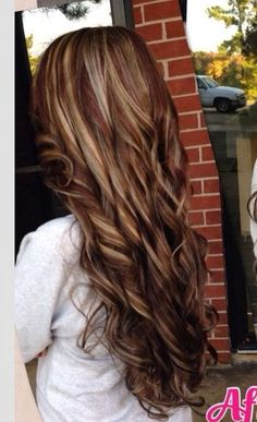 Wish my hair would curl like this