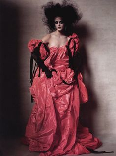 Lisa Cant by Irving Penn
