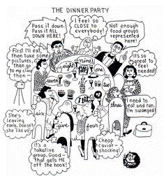 Enneagram-Dinner-Party-Cartoon-the-enneagram