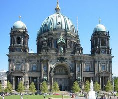 Berliner Dom: Cathedral of Empire