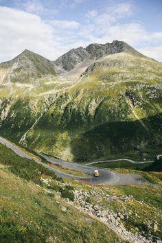 On the Road! #lilyinswitzerland