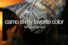 Camo Is My Favorite Color.#CountryGirl #CountryLife #Camo
