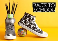 Back to School: Diesel Shoes for Kids