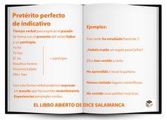 Usos y ejemplos del preterito perfecto