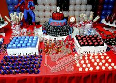 . Spiderman, Birthday Cake, Birthday Parties, Man Party, Birthdays, Boys, Spider Man, Kids Part, Men