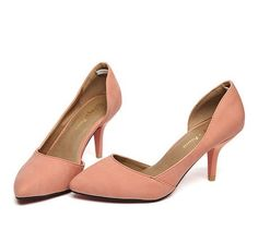 *pondering* or a more sophisticated dark orange for every day occasion? @ http://trendy-stilettoheels.blogspot.com