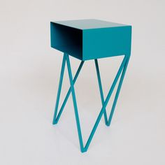 &new Mini Robot Side Table-Turquoise | &new-mini-robot-Turquoise | £310.00