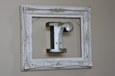"10 ideas for an empty frame. Joanna Gaines from HGTV's ""Fixer Upper"" is a genius! I love her!"