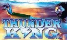 The #ThunderKing slot machine is created by Aristocrat Technology, the Australian slots giant. It has a very thrilling environment with #excellent animation and #high-quality sounds.  When you play this game you will go on a power-packed adventure through thunder, lightning and #tornadoes for an unforgettable experience.
