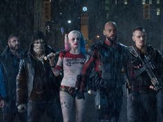 The first reviews of 'Suicide Squad' are here and people hate it