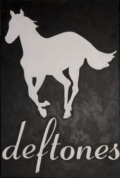 Deftones-Tough call but this may be my favorite album. I reallllllllllly love Diamond Eyes, though.