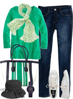 """""""More blue/green"""" by luv2shopmom on Polyvore"""