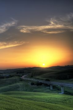 sunset_in_tuscany