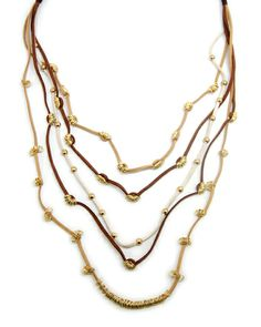 Express Yourself Necklace by JewelMint.com, $38