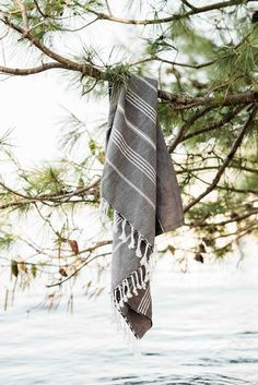 Woven in the tradition of fine Turkish towels our Basic towel features classic Turkish stripes and made of cotton. It is soft, lightweight, and absorbent. Flat Lay Photography, Clothing Photography, Summer Photography, Bath Towels, Tea Towels, Turkish Towels, Weaving Techniques, Aesthetic Girl, Beautiful Images