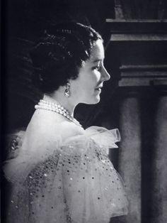 Queen Elizabeth (mother) by Cecil Beaton