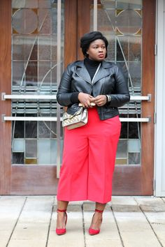 9be35bc06ba SUPPLECHIC  3 Ways to Take An Outfit From Day To Night   Red Pumps    Culottes
