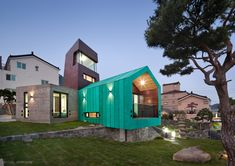 Gallery of Tower House / ON Architecture - 2