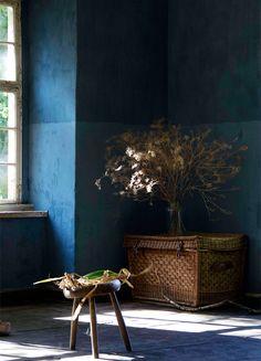Hans Blomquist and Bauwerk Colour Collaborative - Humming Lime Wash Paint