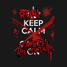 Check+out+this+awesome+'Run+Zombies+Are+Coming+Halloween'+design+on+@TeePublic! Horror Film, Halloween Design, Zombies, Film Festival, Running, Awesome, Check, Artwork, Movie Posters