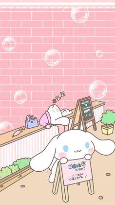 Sanrio Wallpaper, Kawaii Wallpaper, Pastel Wallpaper, Iphone Wallpaper, Beautiful Wallpapers For Iphone, Cute Cartoon Wallpapers, Kawaii Background, Cute Backgrounds, Sanrio Characters
