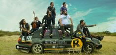 Diffondere la musica attraverso un paese in guerra. #RWR #RWF