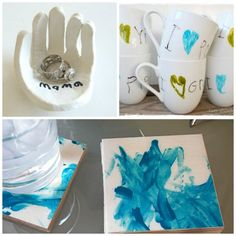 Handmade gifts for kids to make