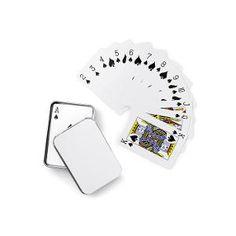 Werbeartikel Kartenspiele -> Jetzt kostenlos anfragen  Werbeartikel Kartenspiele -> Jetzt kostenlos anfragen  In dieser Kategorie finden Sie Kartenspiele aller Art. Ob ein einfaches Spielkartenset Streifen Toni Das Zicke Zacke Kartenspiel oder Pokerspielen bei dieser umfangreichen Sammlung ist sicher auch das richtige Wunschprodukt für Sie mit dabei. Kartenspiele sind immer sinnvoll und werden besonders bei langen Reisen gerne genutzt. Dann dienen sie als Beschäftigungsmöglichkeit und geben…