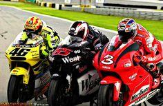 Italian Tris Rossi Capirex Biaggi