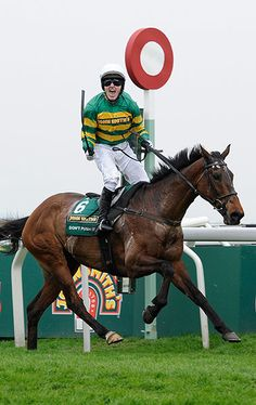 The jockey's finest hour. McCoy has often said that his victory aboard Don't Push It in the 2010 John Smith's Grand National was his most me...