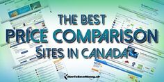 Best Price Comparison Sites In Canada Using price comparison websites is one of the easiest ways to save money when shopping online. They also come in handy when shopping offline because prices are usually identical for stores that have b Free Stuff Canada, Small Business Credit Cards, Migrate To Canada, Price Comparison, Shopping Websites, Ways To Save Money, Saving Money, Good Things, Learning