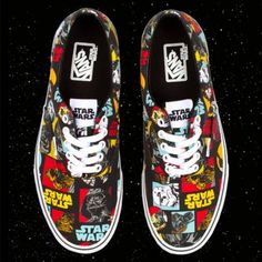 Vans Star Wars Collection | Shoes & Clothing | June 1st