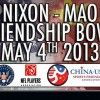 Nixon Foundation Takes Football to China