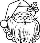 Christmas Coloring Pages For Preschool - Bing Images