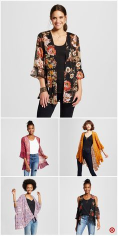 Shop Target for kimono jackets you will love at great low prices. Free shipping on orders of $35+ or free same-day pick-up in store.