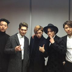 #CNBLUE and Zico