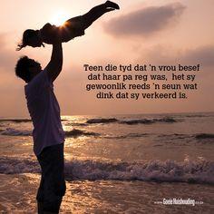 Hoe gaan jy jou pa op Vadersdag verras? Gaan loer gerus op www.goeiehuishouding.co.za vir wenke om hierdie Vadersdag ekstra spesiaal te maak.
