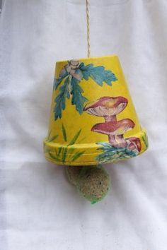 mezenbolpot - Bing Afbeeldingen Craft Activities For Kids, Crafts For Kids, Wind Chimes, Planter Pots, Crafts, Kunst, Kids Arts And Crafts, Easy Kids Crafts, Kid Crafts