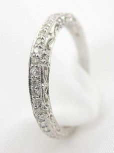 100 Simple Vintage Engagement Rings Inspiration (16)