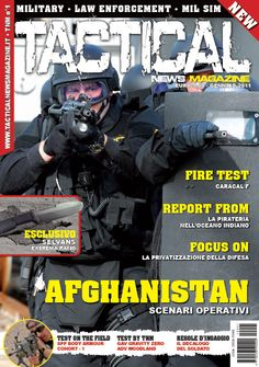 Tactical News Magazine N.1 - Gennaio 2011